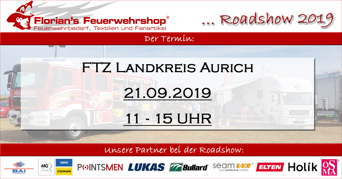 ROADSHOW 2019 FTZ in Georgsheil (LK Aurich) 21.09.2019